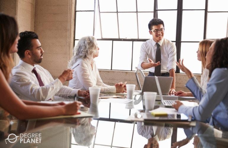 Public Administration Degree salary