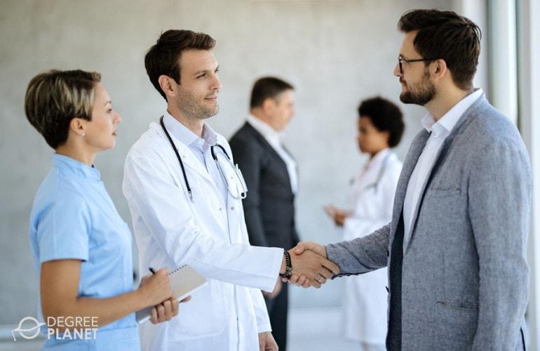 Public health salaries