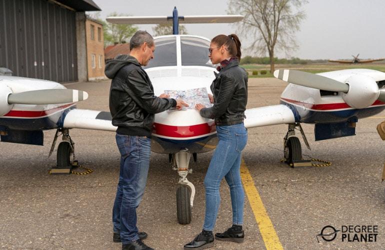Student Pilot Certificate