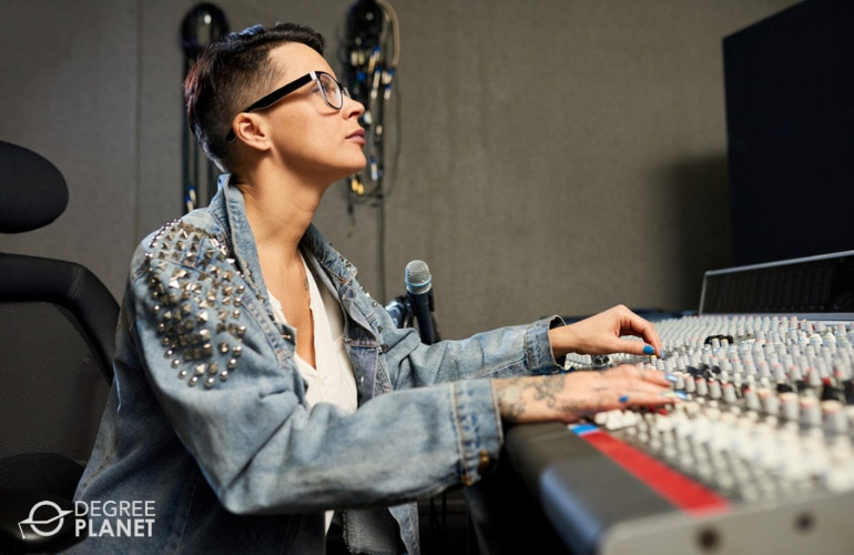 Best Online Music Production Degrees