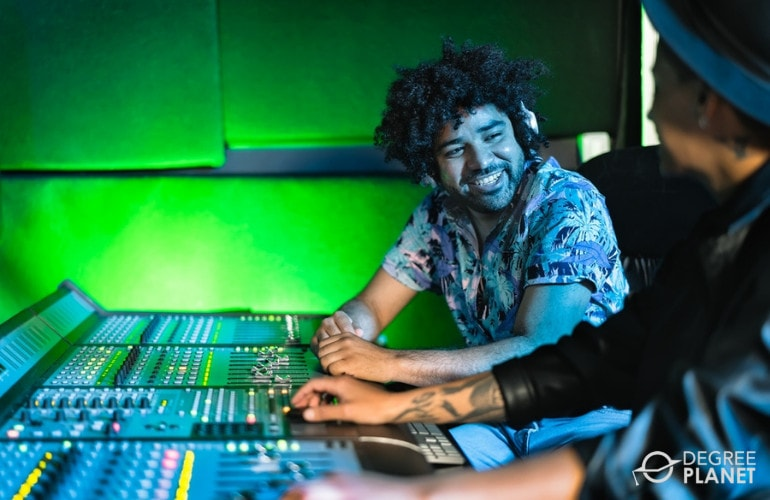 Music Producer qualifications