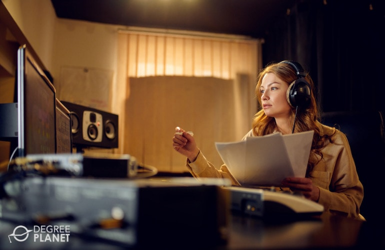 Music Producers salary
