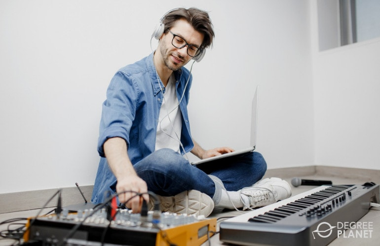 Music Production Degree