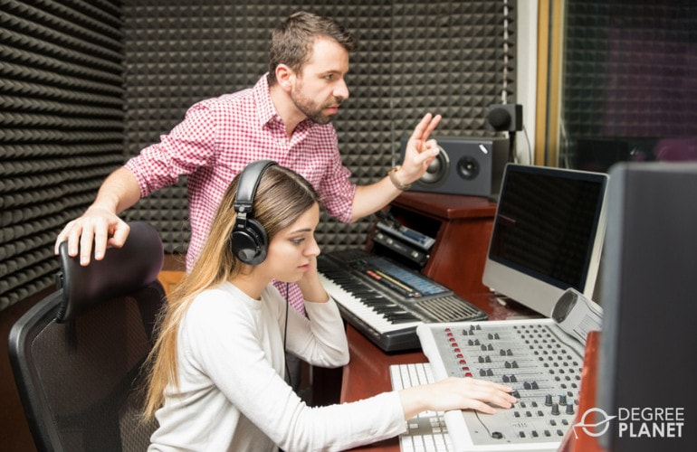 Online Degree in Music Production