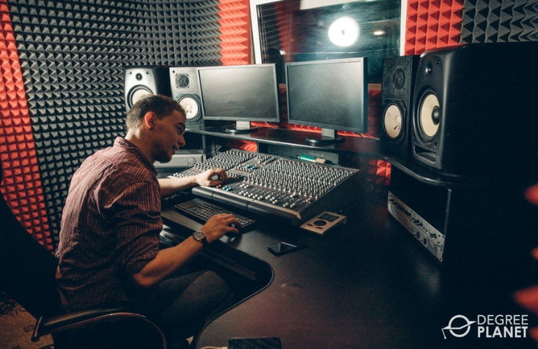 Online Music Production Degrees